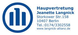 Allianz Jeanette Langnick