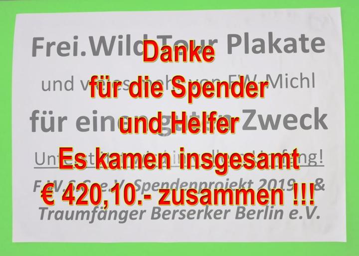 DANKE FW-Michl
