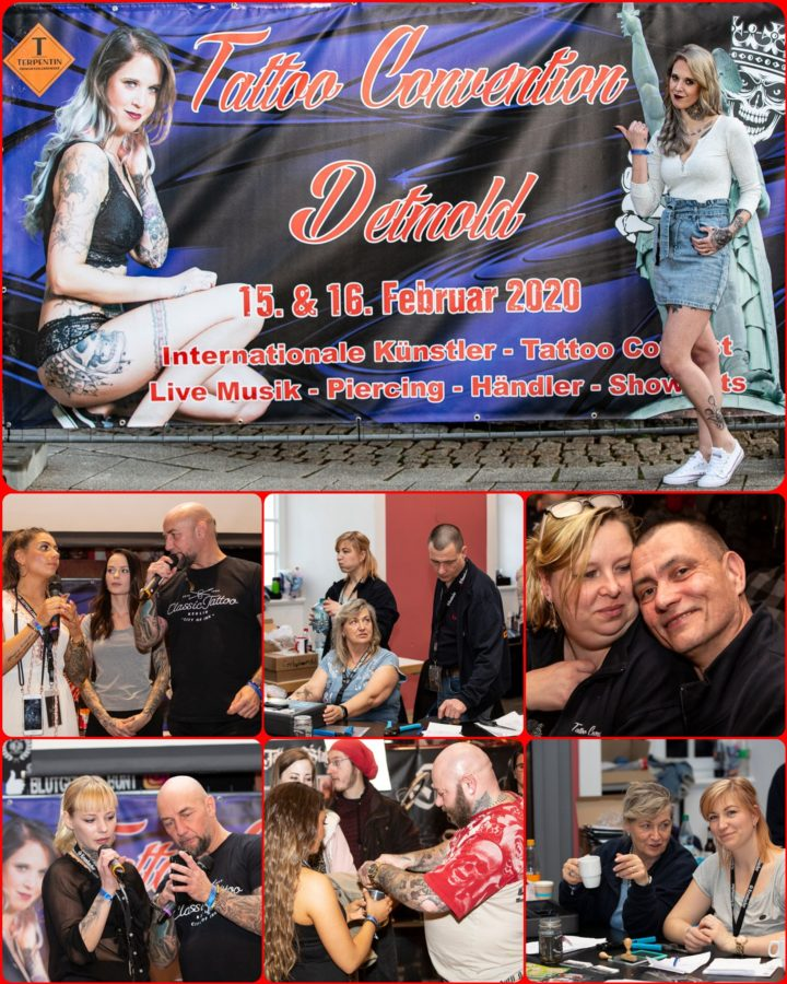 DANKE Tattoo Convention Detmold